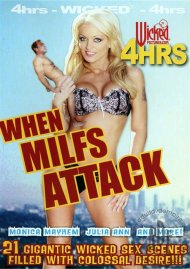 When MILFs Attack Porn Movie