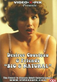 """Desiree Cousteau & Friends """"Big And Natural"""" Porn Video"""