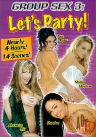 Group Sex 3: Lets Party! Porn Video