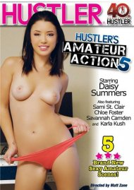 Hustlers Amateur Action 5 Porn Video