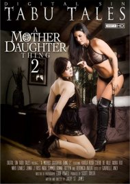 A Mother Daughter Thing 2 DVD Image from Digital Sin.
