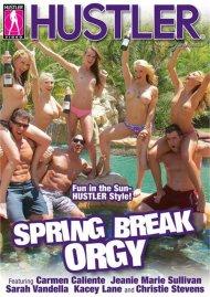 Spring Break Orgy Porn Video