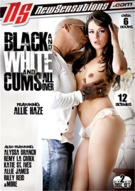 Black And White And Cums All Over Porn Video