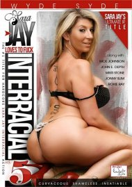 Sara Jay Loves To Fuck: Interracial Vol. 5 Porn Movie