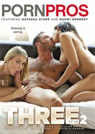 The Three Of Us 2 DVD Image from Porn Pros.