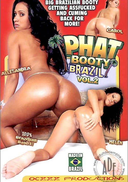 Brazilian phat booty movies
