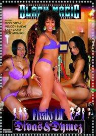 Freaky Lil Divas & Dymez Porn Movie
