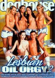 Lesbian Oil Orgy 2 Porn Movie