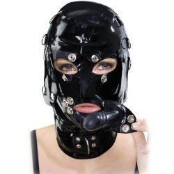 Fetish Fantasy Extreme Snapper Head Hood Sex Toy