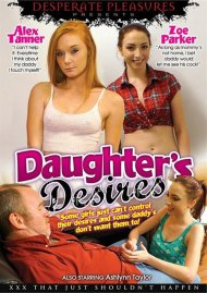 Daughter's Desires DVD Image from Desperate Pleasures.