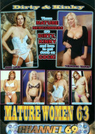 Dirty & Kinky Mature Women 63 Porn Movie