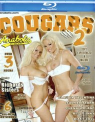 Cougars 2 Blu-ray Image from Anabolic Video.