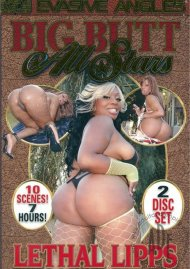 Big Butt All Stars: Lethal Lipps Porn Movie