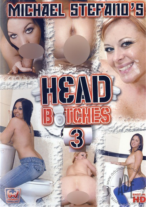 Head Bitches 3 DVD Porn Movie Image