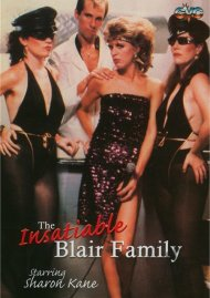 Insatiable Blair Family, The Porn Video