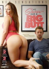 Stream My Sister Has A Big Butt HD Porn Video from New Sensations!