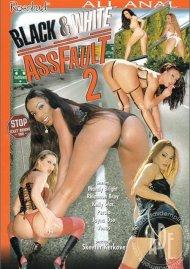 Black & White AssFault 2 Porn Movie