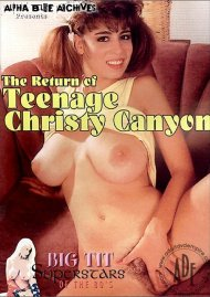 Return of Teenage Christy Canyon, The Porn Movie