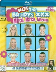 Not The Bradys XXX: Marcia, Marcia, Marcia! Blu-ray Image from Pulse Pictures!