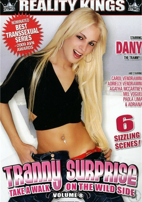 Tranny Surprise Vol. 8