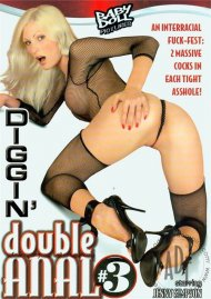 Diggin Double Anal #3 Porn Movie