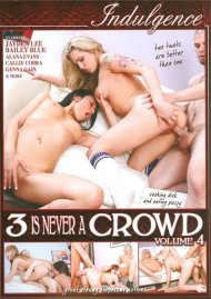 3 Is Never A Crowd Volume 4 Porn Video Image from Mile High Xtreme.
