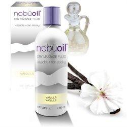 Nobuoil: Vanilla Dry Massage Fluid - 60ml Sex Toy