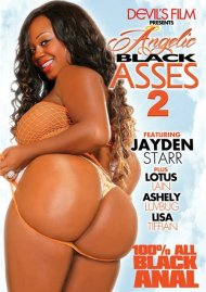 Angelic Black Asses 2 Porn Video Image from Devil's Film.