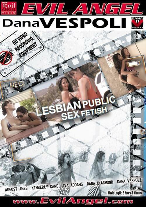 ���������� ��������� ������������ ���� / Lesbian Public Sex Fetish (2014) DVDRip