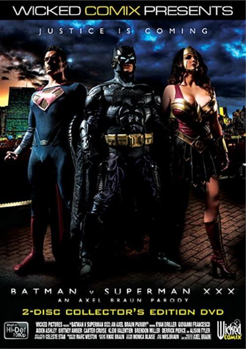 Batman V. Superman XXX Porn Movie