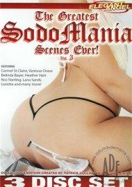 Greatest Sodomania Scenes Ever Vol. 3, The Porn Video