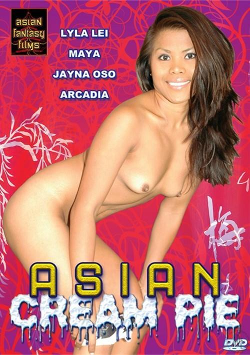 Asian Cream Pie