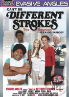 Can't Be Different Strokes: The Reunion Porn Video