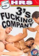 3's Fucking Company Porn Video