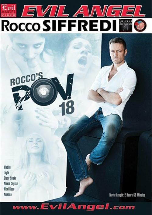 ����� ������ ����� #18 / Rocco's POV #18 (2014) DVDRip