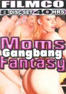 Moms Gangbang Fantasy 8-Disc Set Porn Movie