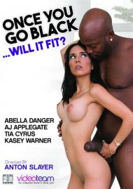 Once You Go Black Porn Movie