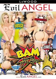 BAM: Blonde Anal MILFs HD Porn Video Image from Evil Angel.