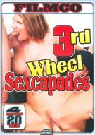3rd Wheel Sexcapades 4-Pack Porn Movie