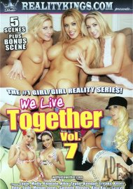 We Live Together Vol. 7 DVD Image from Reality Kings.