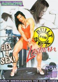 Built for Sex: Lesbian Porn Movie