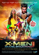 X-Men XXX: An Axel Braun Parody DVD Porn Movie from Vivid.