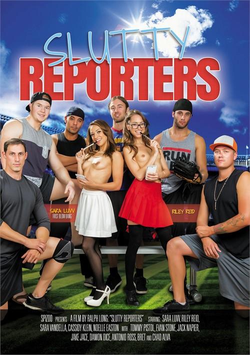Slutty Reporters 1