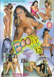 Booty Talk 12 Porn Movie