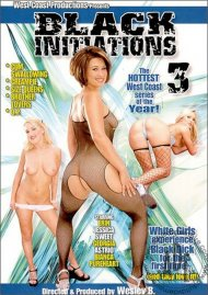 Black Initiations 3 Porn Movie