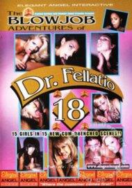Blowjob Adventures of Dr. Fellatio #18, The Porn Video