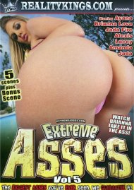 Extreme Asses Vol. 5 DVD Image from Reality Kings.