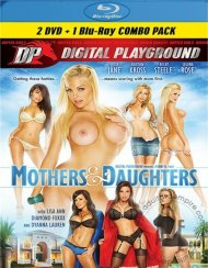 Mothers & Daughters (2 DVD + Blu-ray Combo) Blu-ray