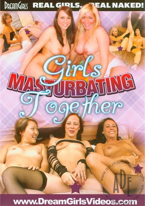 Girls Masturbating Together
