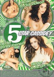 5 Star Cassidey Porn Video
